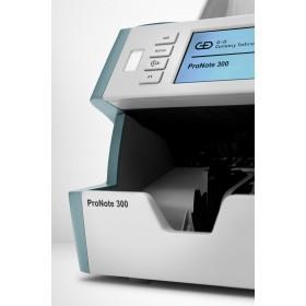 G+D Giesecke+Devrient ProNote 300 Para Sayma Makinesi (22 Ülke Para Birimini Sayar)